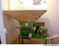 Misturadores horizontal de pás