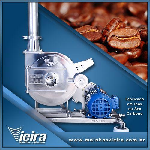 Comprar moinho para café industrial