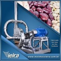 Distribuidor de maquina de moer grãos