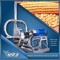 Distribuidor de moinho triturador de milho