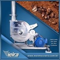 Empresa de moinho de café industrial