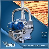 Fábrica de moinho industrial de milho