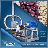 Moedor de grãos industrial