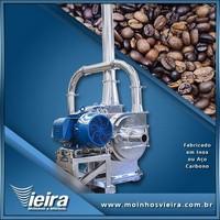 Moinho de café semi industrial