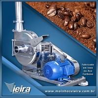 Moinho de moer cafe industrial