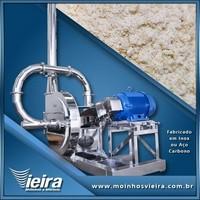Moinho industrial de farinha