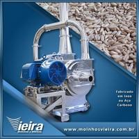 Moinho industrial de martelo para cereais