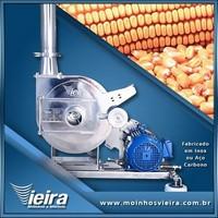 Moinho industrial de milho
