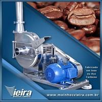 Moinho industrial para grãos de café