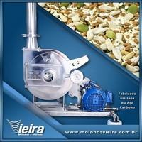 Valor moinho industrial de sementes